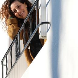 Cecilia Ferrario Pourqué, artiste chorégraphe